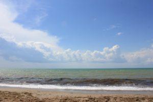 Евпатория море