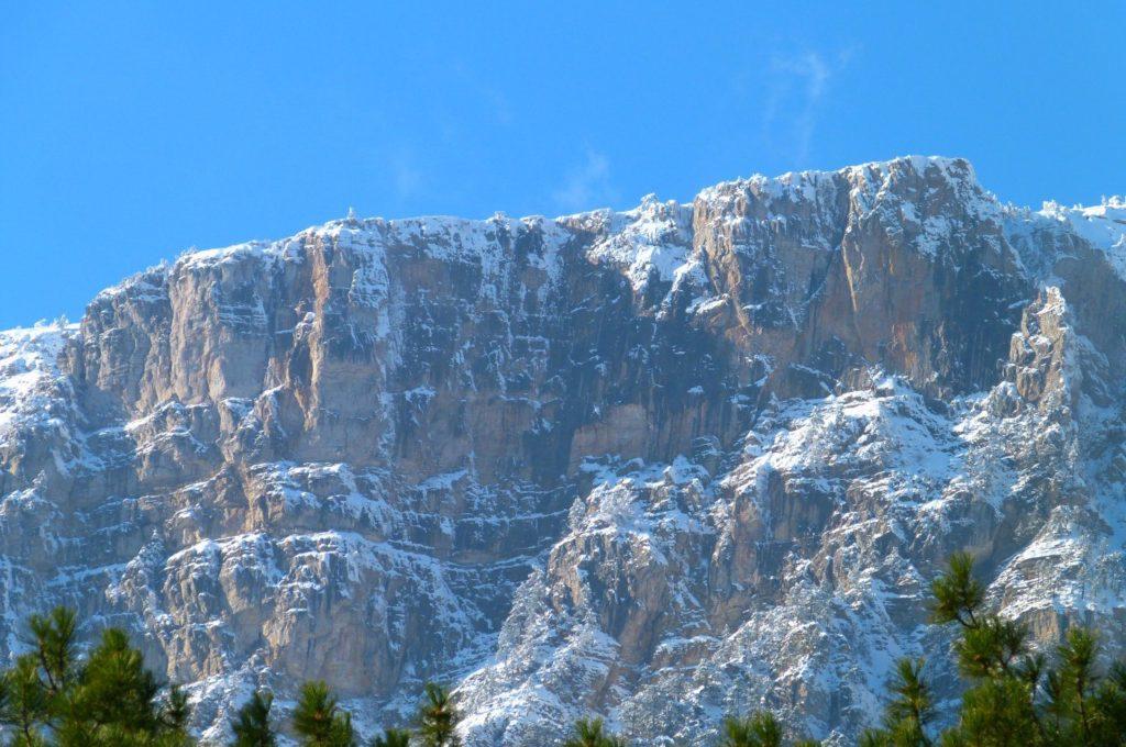 Крым гора