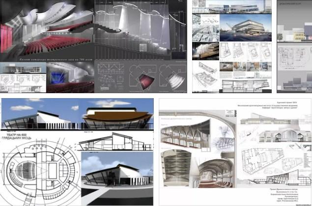 Проект театра