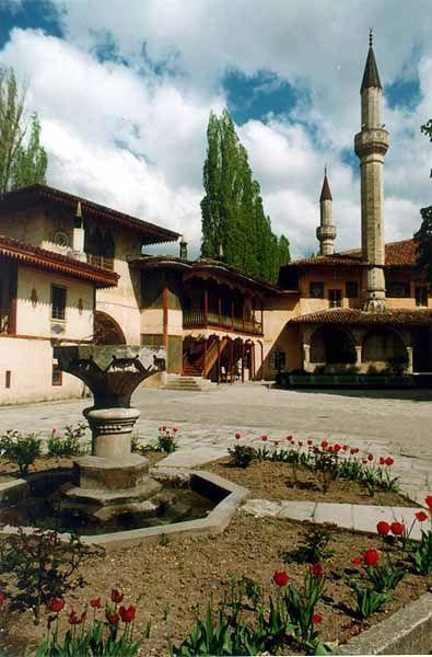 Хансарай Бахчисарай