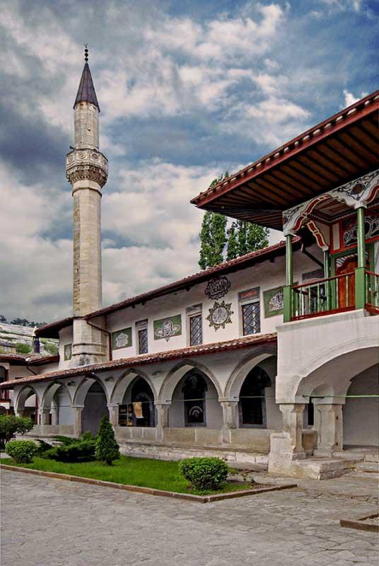 Хансарай дворец