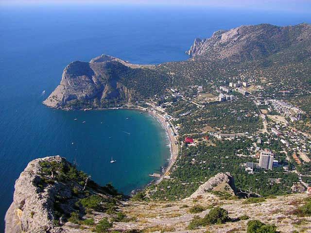 Крым Новый Свет