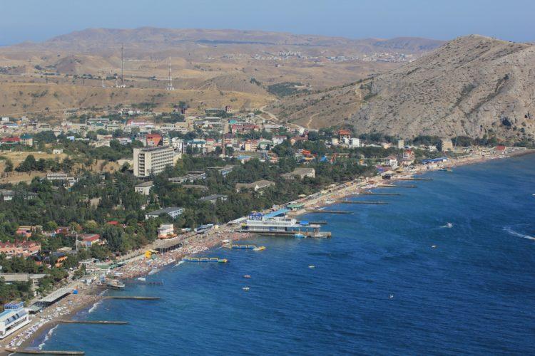 Судак Крым