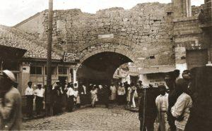 Гезлёвские ворота в древности